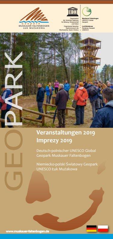 """Kalendarz imprez można znaleźć również w formie drukowanej w punktach informacji turystycznej Łuku Mużakowa"""" w Dobern i w Łeknicy."""